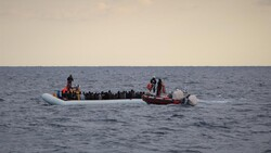 Illegal immigrants rescued off Libya's western coast