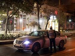 رانندگان خودروهای با پلاک مخدوش به مقام قضایی معرفی می شوند