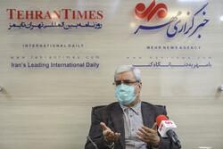 ایران کے انتخاباتی ادارے کے سربراہ کا مہر نیوز کا دورہ