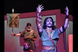 اکران فیلم تئاتر «افسانه ماردوش» در فضای مجازی کانون پرورش فکری