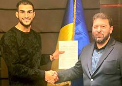 Shahab Zahedi officially joins FC Zorya