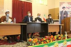 ۱۳۰ پروژه در شهرستان راز و جرگلان افتتاح و کلنگ زنی شد