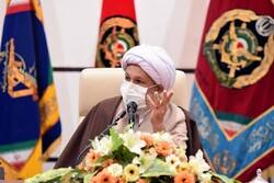 هیچ کشوری نمیتواند مانع پیشرفت ایران شود/ ارتباط روحانیون و نظامیان