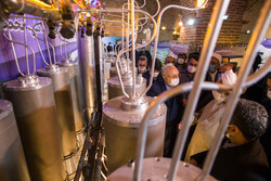 Permanent exhibition of Iran nuclear achievements in Qazvin