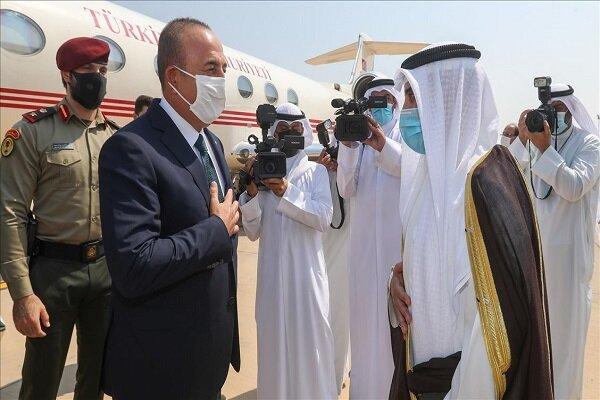 Çavuşoğlu, Kuveyt, Umman ve Katar'ı ziyaret edecek