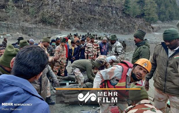 VIDEO:Over 200 missing,19 dead after Himalayan glacier breaks