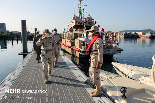4 vessels delivered to Hormozgan border fleet
