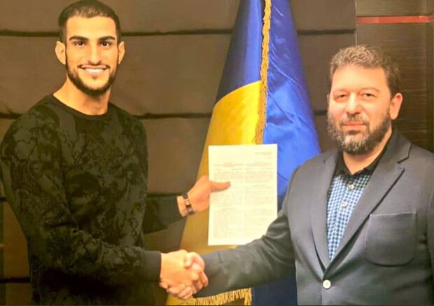 Shahab Zahedi officially joins FC Zorya