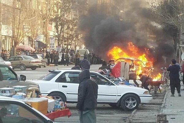 مقتل وجرح شخصين اثر انفجار قنبلة مغناطيسية في ولاية اروزكان الأفغانية