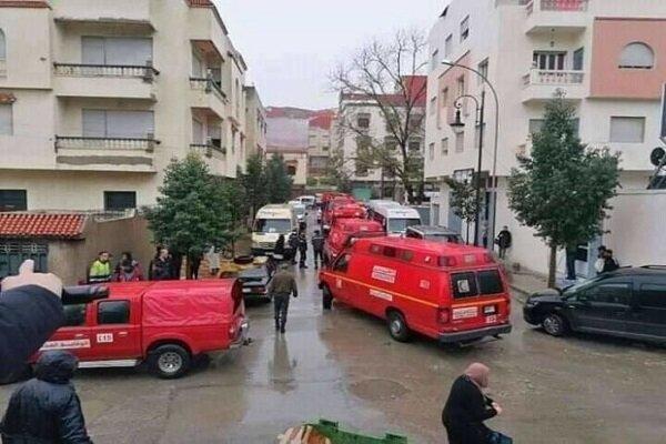 مراکش میں زیر زمین قائم غیر قانونی فیکٹری میں پانی بھرنے سے 24 مزدور ہلاک