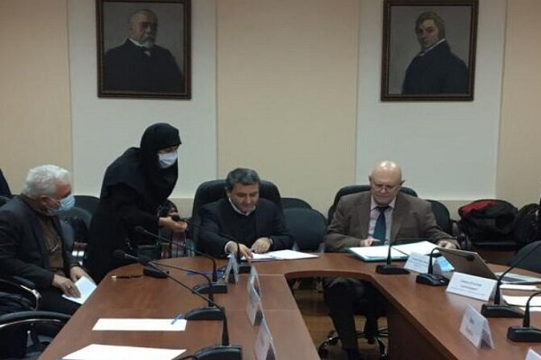 Iran, Russia doing research activities on COVID-19 jointly