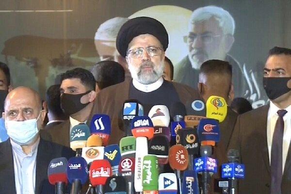 لن يستطيع الاعداء النيل من الأواصر بين الشعبين الإيراني والعراقي بالمؤامرات والفتن
