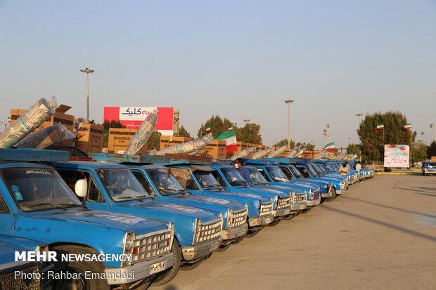 ۴۰۰ سری جهیزیه به زوج های جوان گلستانی اهدا شد