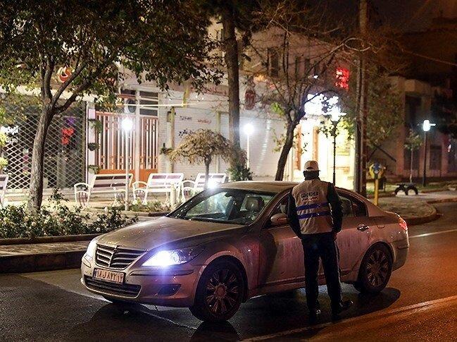محدودیتهای تردد در زنجان ادامه دارد