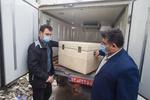 دریافت محموله جدید واکسن کرونا توسط علوم پزشکی استان قزوین
