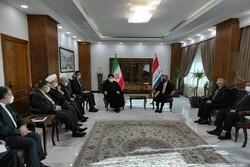 Iran, Iraq discuss judiciary coop., prisoners swap