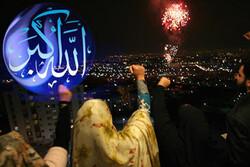 بانگ اللهاکبر در امامزادههای تهران طنین انداز می شود