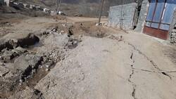 سیلاب به راه های ۴۰ روستای لاریجان آمل آسیب زد
