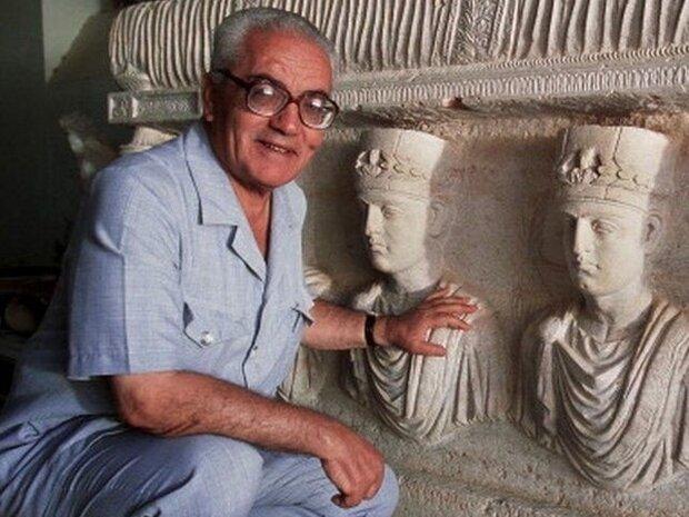 شام میں داعش دہشت گردوں کے ہاتھوں قتل ہونے والے ماہر آثار قدیمہ کی سربریدہ لاش مل گئی