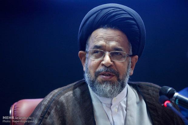 وزير الامن: دور الجيش الإيراني جدير بالاشادة والتقدير في الدفاع عن البلاد