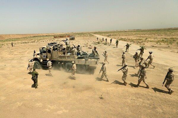 Iraqi army seize large amount of Takfiri weapons in Kirkuk