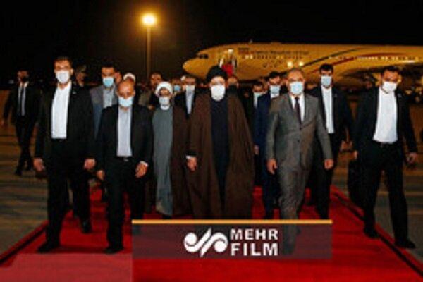 VIDEO: Iraqi people welcome Iran Judiciary chief