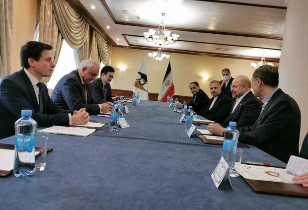 Eurasian Union eyes expansion of economic ties with Iran