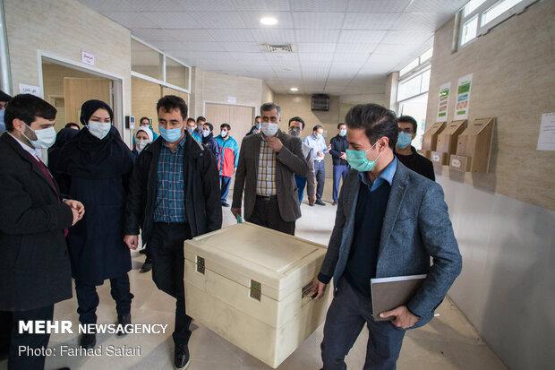 İran'da Covid-19 aşılama süreci