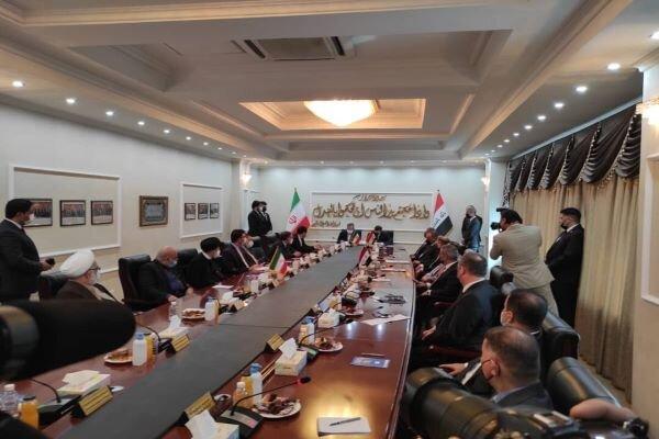 Iraq, Iran sign three MoU on judicial cooperation