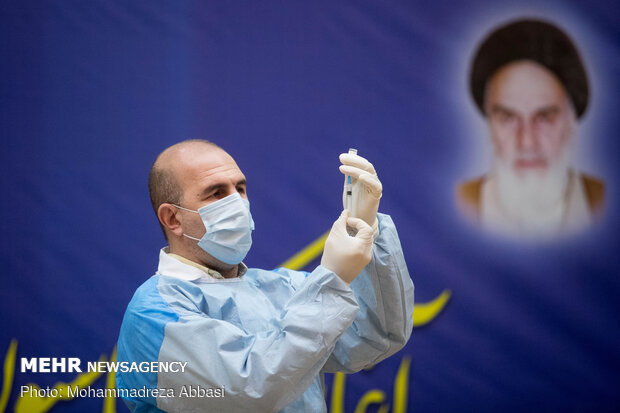 Nationwide COVID vaccination commenced in Iran
