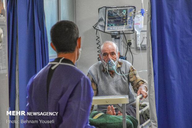 یک بیمار کرونایی در استان سمنان جان باخت/ مجموع فوتیها ۹۰۹ نفر