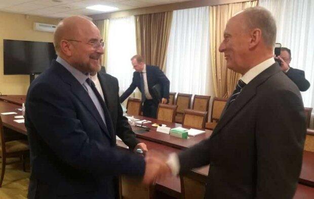 Ghalibaf, Patrushev confer on regional, intl. issues