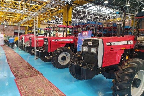 بازار تراکتور باثبات است/ کشاورزان مشکلی برای خرید تراکتور ندارند