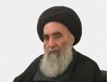 السيد السيستاني يعزي بوفاة آية الله الشيخ محمد تقي شريعتمداري