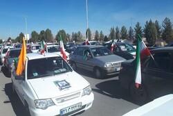 مردم کرمان با آرمان انقلاب تجدید پیمان کردند