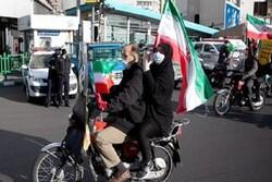 راهپیمایی خودرویی در قوچان برگزار شد