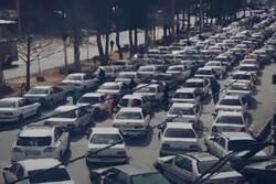 راهپیمایی خودرویی و موتوری یوم الله ۲۲ بهمن در یاسوج برگزار شد