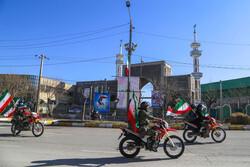 جشن انقلاب در روستاهای مازندران