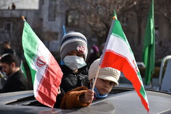 تجدید میثاق کردستانی ها با آرمان های انقلاب اسلامی
