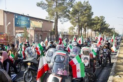 راهپیمایی۲۲ بهمن در سمنان