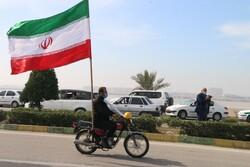 مراسم بزرگداشت یوم الله ۲۲ بهمن در بوشهر