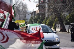 تقدیر از حضور پرشور مردم البرز در راهپیمایی ۲۲ بهمن