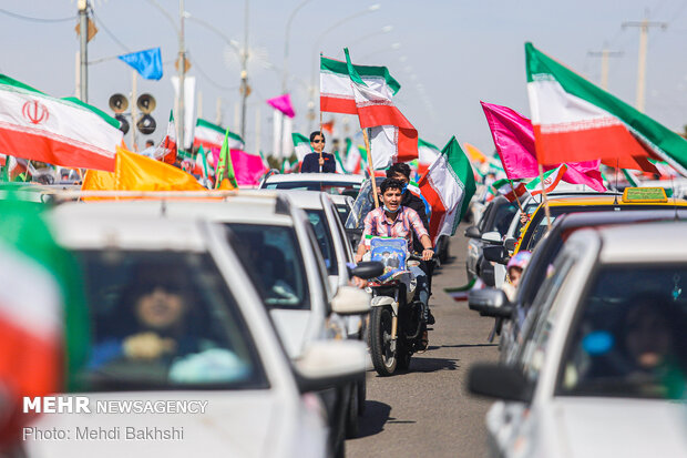 "Islamic Republic an ""effective model"" of governance"