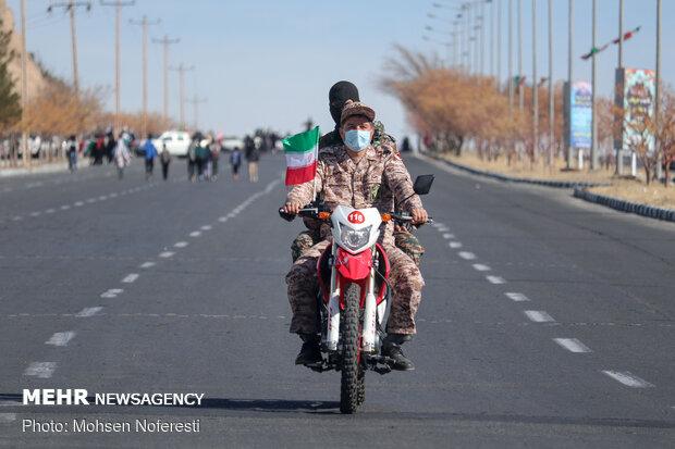 22 Bahman in provinces (2)