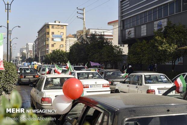 چهل و دومین جشن پیروزی انقلاب اسلامی در بابلچهل و دومین جشن پیروزی انقلاب اسلامی در بابل