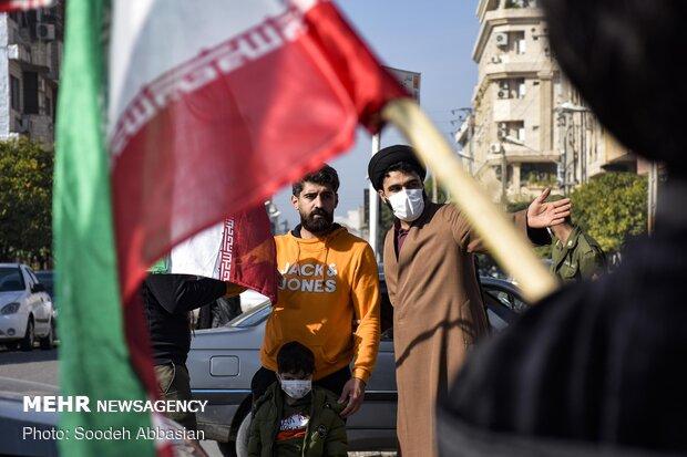 چهل و دومین جشن پیروزی انقلاب اسلامی در بابل