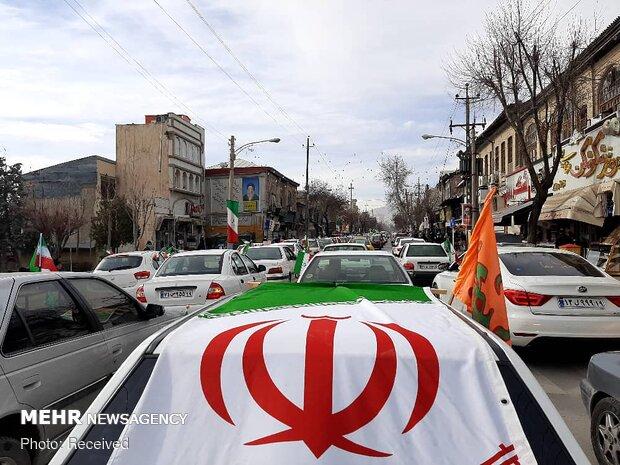چهل و دومین جشن پیروزی انقلاب اسلامی در کرمانشاه