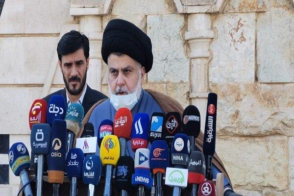 «مقتدی صدر» خواستار حضور میلیونی مردم در انتخابات عراق شد