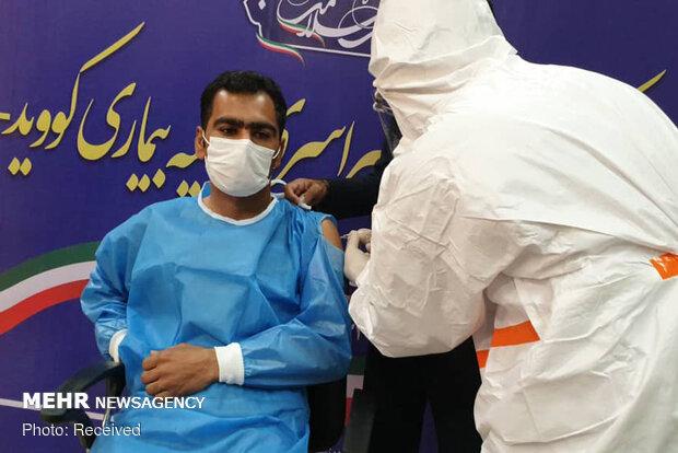 واکسیناسیون کرونا دانشجویان دانشگاه علوم پزشکی ایران آغاز شد
