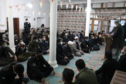 مراسم «جشن  آیینی صبر و شکر» انقلاب اسلامی در امامزاده هاجر خاتون